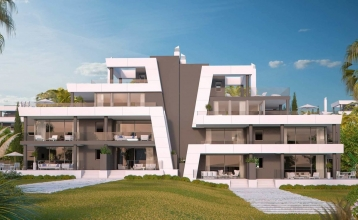 Modern apartments & penthouses in Cabopino, Marbella Cabopino