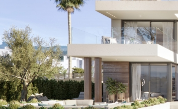 Houses in New Golden Mile-Marbella Marbella