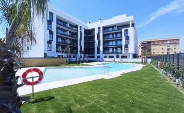 appartements and penthouses Torre del Mar