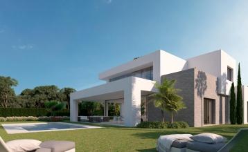 Exclusive off-plan villas of modern style in La Cala de Mijas La Cala De Mijas
